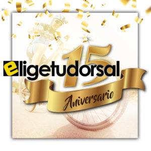 15 Aniversario Eligetudorsal 2004-2019